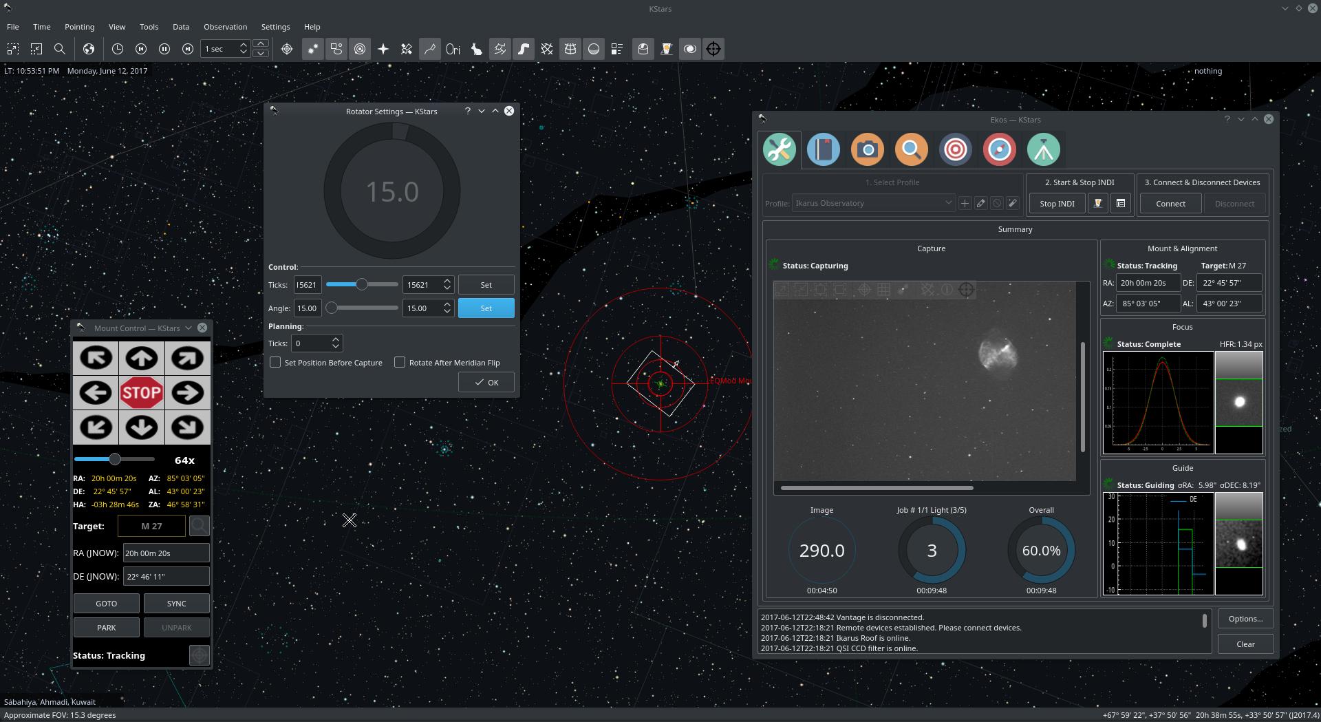 StellarMate OS